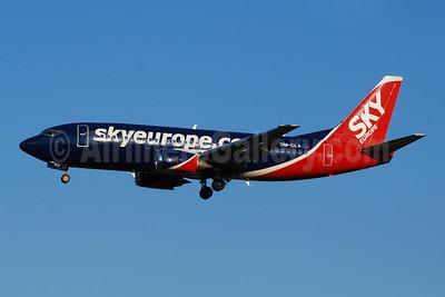 SkyEurope Airlines (Slovakia)