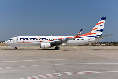Smartwings.com (Travel Services Airlines Slovakia) Boeing 737-82R WL OM-TSG (msn 30666) AYT (Ton Jochems). Image: 946925.