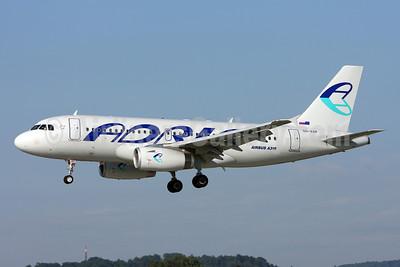 Adria Airways Airbus A319-132 S5-AAP (msn 4282) ZRH (Andi Hiltl). Image: 905924.