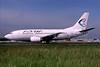 Adria Airways Boeing 737-53C D-ACIN (msn 24825) CDG (Pepscl). Image: 901235.
