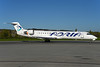 Adria Airways Bombardier CRJ700 (CL-600-2C10) S5-AAW (msn 10008) ZRH (Rolf Wallner). Image: 937525.