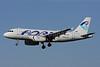 Adria Airways Airbus A319-132 S5-AAR (msn 4301) ZRH (Andi Hiltl). Image: 906609.