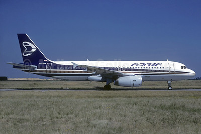 Adria Airways Airbus A320-231 YU-AOB (5B-DAT) (msn 028) (Cyprus Airways colors) ORY (Jacques Guillem). Image: 937496.