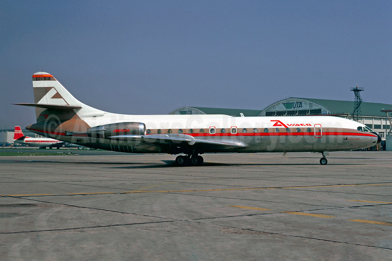 Best Seller - Airline Color Scheme - Introduced 1972