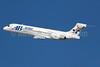AeBal (Aerolineas de Baleares)-Spanair Link Boeing 717-21S EC-JZX (msn 55065) BCN (Sebastian Fernandez). Image: 901942.