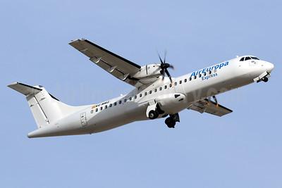 Air Europa Express (2nd) ATR 72-212A (ATR 72-500) EC-MMZ (msn 846) PMI (Javier Rodriguez). Image: 934357.