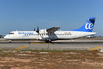 Air Europa Express (2nd) ATR 72-212A (ATR 72-500) EC-MEC (msn 595) PMI (Ton Jochems). Image: 950932.