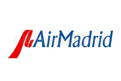 1. Air Madrid logo