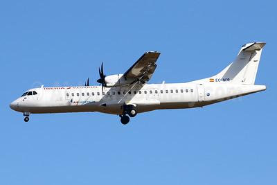 Air Nostrum-Iberia Regional ATR 72-212A (ATR 72-600) EC-NFR (msn 1145) PMI (Javier Rodriguez). Image: 951136.