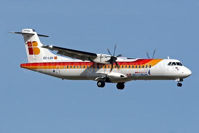 Air Nostrum-Iberia Regional ATR 72-212A (ATR 72-600) EC-LQV (msn 995) PMI (Javier Rodriguez). Image: 908312.