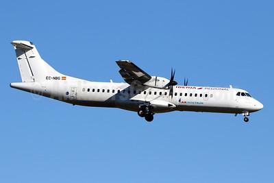 Air Nostrum-Iberia Regional ATR 72-212A (ATR 72-600) EC-NBG (msn 1022) PMI (Javier Rodriguez). Image: 951135.
