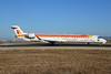 Air Nostrum-Iberia Regional Bombardier CRJ900 (CL-600-2D24) EC-JTS (msn 15071) PMI (Ton Jochems). Image: 920093.