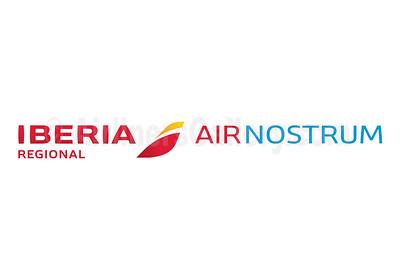 1. Air Nostrum - Iberia Regional logo