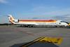 Air Nostrum-Iberia Regional Bombardier CRJ900 (CL-600-2D24) EC-JTT (msn 15074) (Castilla y Leon) BLQ (Lucio Alfieri). Image: 904947.