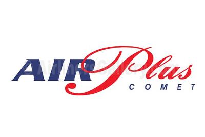 1. Air Plus Comet logo
