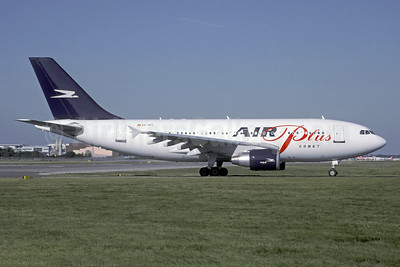 Air Plus Comet Airbus A310-325 EC-IPT (msn 642) LGW (Christian Volpati Collection). Image: 949284.