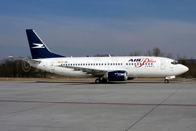 Air Plus Comet Boeing 737-33A EC-IZM (msn 24027) ZRH (Rolf Wallner). Image: 955089.