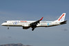 AirEuropa Embraer ERJ 190-200LR (ERJ 195) EC-KXD (msn 19000244) (#coruñasemueve - Coruña is moving) PMI (Javier Rodriguez). Image: 920957.