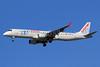 AirEuropa Embraer ERJ 190-200LR (ERJ 195) EC-KRJ (msn 19000196) MAD (Yannick Delamarre). Image: 903053.