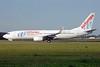 AirEuropa Boeing 737-85P WL EC-LPQ (msn 35496) AMS (TMK Photography). Image: 913541.