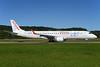 AirEuropa Embraer ERJ 190-200LR (ERJ 195) EC-LEK (msn 19000344) ZRH (Rolf Wallner). Image: 934498.