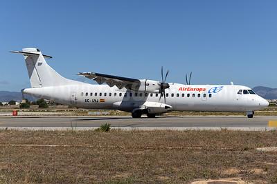 AirEuropa (Swiftair) ATR 72-212A (ATR 72-500) EC-LYJ (msn 468) PMI (Ton Jochems). Image: 938704.