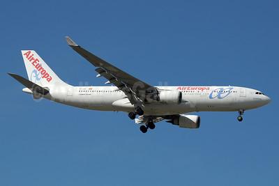 AirEuropa Airbus A330-202 EC-JQG (msn 745) MAD (Paul Denton). Image: 937587.