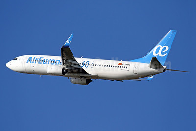 Air Europa celebrates 30 years of flying