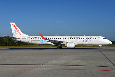 """""""Coruña is moving - smart city"""" special livery"""