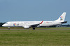 AirEuropa Embraer ERJ 190-200LR (ERJ 195) EC-KRJ (msn 19000196) (LFP) AMS (TMK Photography). Image: 913540.