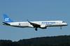 Air Europa Embraer ERJ 190-200LR (ERJ 195) EC-KRJ (msn 19000196) (Rafa Nadal Sports Centre) ZRH (Andi Hiltl). Image: 933427.