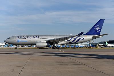Air Europa Airbus A330-243 EC-LQP (msn 526) (SkyTeam) AMS (Ton Jochems). Image: 943147.