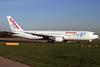 AirEuropa Boeing 767-328 ER EC-JJJ (msn 27428) LGW (Antony J. Best). Image: 908445.