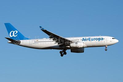 Air Europa Airbus A330-243 EC-LQO (msn 505) JFK (Fred Freketic). Image: 947760.