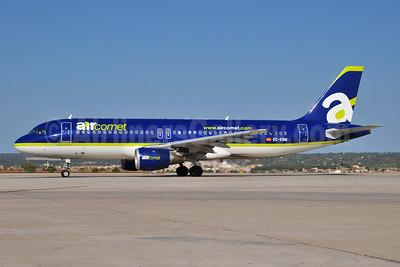 Aircomet (Air Comet) (Spain) Airbus A320-211 EC-KBM (msn 426) PMI (Ton Jochems). Image: 954001.