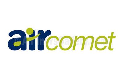 1. Air Comet logo