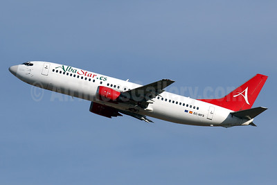 Alba Star (AlbaStar.es) Boeing 737-4Y0 EC-MFS (msn 25178) PMI (Javier Rodriguez). Image: 934927.