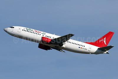 AlbaStar (AlbaStar.es) Boeing 737-4Y0 EC-MFS (msn 25178) PMI (Javier Rodriguez). Image: 934927.