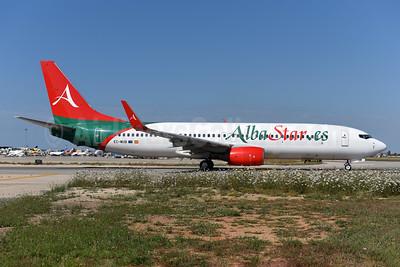 AlbaStar (AlbaStar.es) Boeing 737-86J WL EC-MUB (msn 32920) PMI (Ton Jochems). Image: 945687.