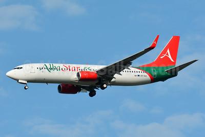 AlbaStar (AlbaStar.es) Boeing 737-86J WL OM-NAS (msn 32920) BSL (Paul Bannwarth). Image: 939124.
