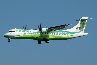 Binter Canarias ATR 72-212A (ATR 72-500) EC-IYC (msn 709) ACE (Ton Jochems). Image: 955231.