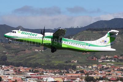 Binter Canarias ATR 72-212A (ATR 72-500) EC-JEV (msn 717) TFN (Paul Bannwarth). Image: 927662.