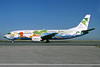 Binter Canarias' promotional livery for the Canary Islands