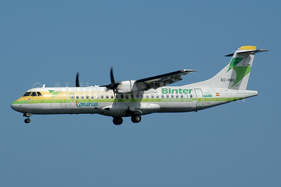 Binter Canarias ATR 72-212 EC-HBU (msn 459) ACE (Ton Jochems). Image: 955233.