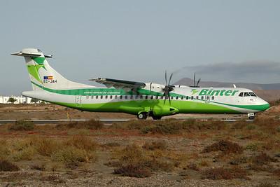 Binter Canarias ATR 72-212A (ATR 72-500) EC-JAH (msn 712) ACE (Ton Jochems). Image: 955230.