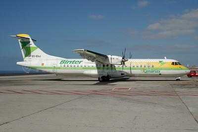 Binter Canarias ATR 72-202 EC-EUJ (msn 157) TFS (Ton Jochems). Image: 954198.