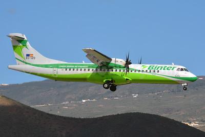 Binter Canarias ATR 72-212A (ATR 72-500) EC-IZO (msn 711) TFS (Paul Bannwarth). Image: 927653.