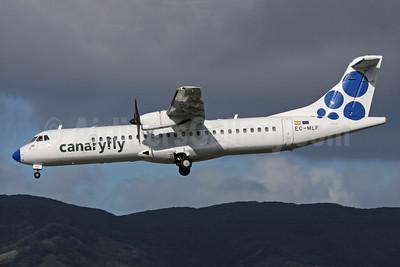 Canaryfly ATR 72-212A (ATR 72-500) EC-MLF (msn 570) TFN (Antony J. Best). Image: 936096.