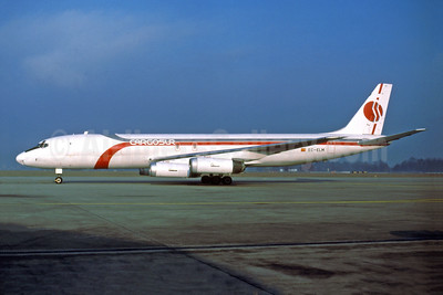 Cargosur (Spain) McDonnell Douglas DC-8-62 (F) EC-ELM (msn 45905) (Fernandez Imaging Collection). Image: 945686.
