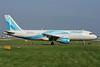 Clickair Airbus A320-216 EC-KFI (msn 3174) LGW (Antony J. Best). Image: 902041.